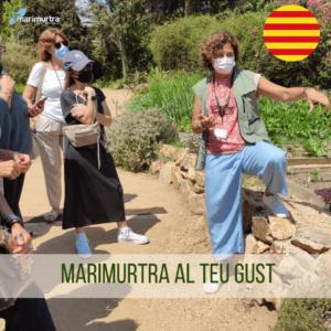 Marimurtra al teu gust | Visita guiada Jardí Botànic Marimurtra