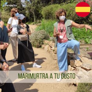 Marimurtra a tu gusto | Visita guiada Jardín Botánico Marimurtra