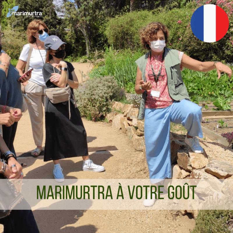 Marimurtra à votre Goût | Visite Guidée Jardin Botanique Marimurtra