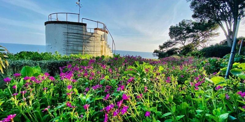 Torre dels Guardies | Jardí Botànic Marimurtra