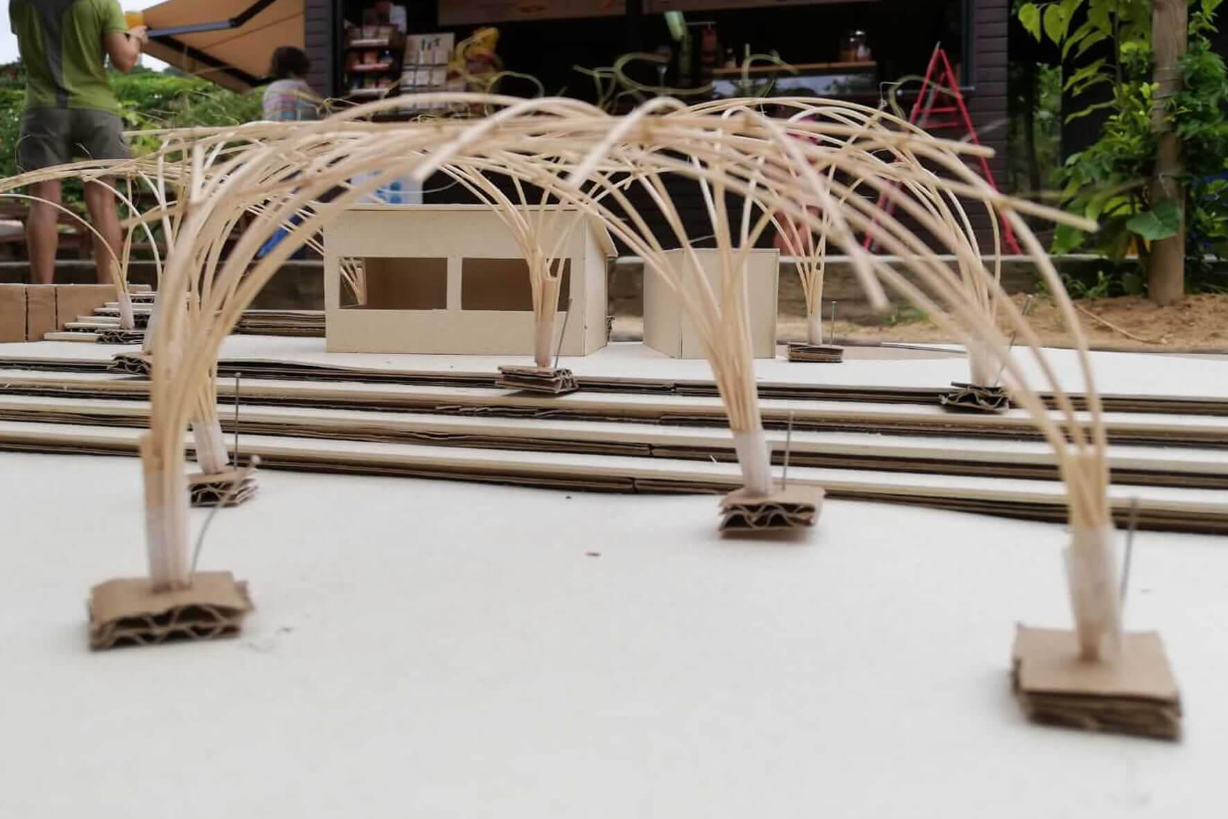 Projecte cúpula vegetal | Fundraising | Jardí Botànic Marimurtra