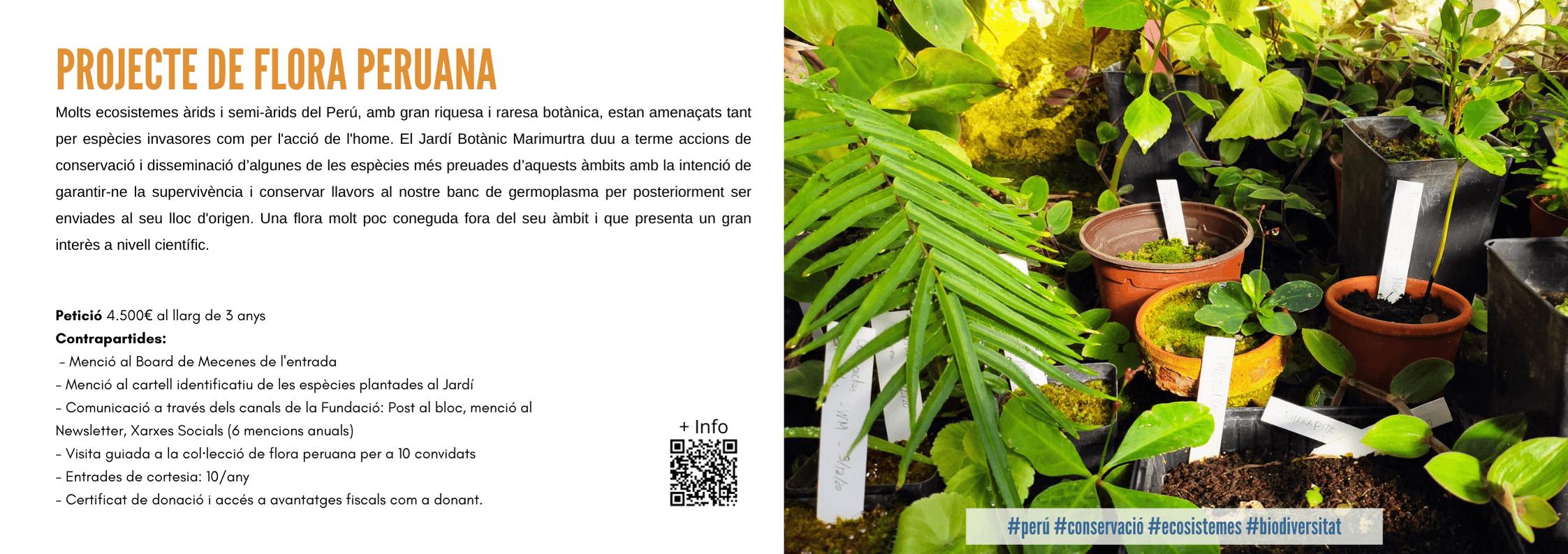 Projecte Fundraising | Jardí Botànic Marimurtra